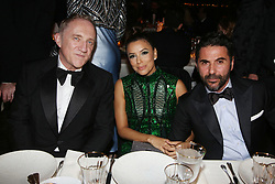 Francois-Henri Pinault, Eva Longoria and her husband Jose Antonio Baston attending the Kering Women In Motion dinner as part of the 72nd Cannes Film Festival, on May 19, 2019 in Cannes, France. Photo by Jerome Domine/ABACAPRESS.COM