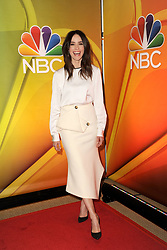 March 8, 2018 - New York, NY, USA - March 8, 2018  New York City..Abigail Spencer attending arrivals for the 2018 NBC NY Midseason Press Junket at Four Seasons Hotel on March 8, 2018 in New York City. (Credit Image: © Kristin Callahan/Ace Pictures via ZUMA Press)