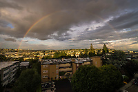 JULY 23rd:  Cameo of a Rainbow