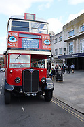 Route 65 Vintage London Bus Running Day