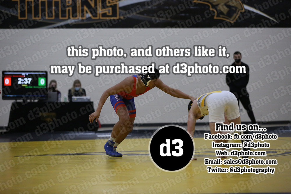 Men's Wrestling: University of Wisconsin-Oshkosh Titans