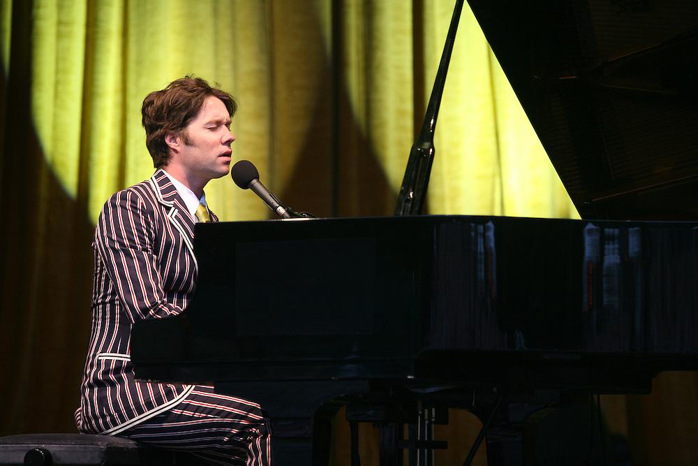 Rufus Wainwright performs at Kenwood House, Hampstead Heath, London