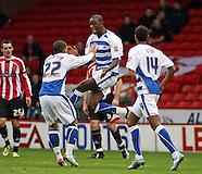 Sheffield United v Reading 151108