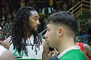 Levi Randolph<br /> Sidigas Avellino - Openjobmetis Varese<br /> Lega Basket Serie A 2016/2017<br /> Avellino 05/03/2017<br /> Foto Ciamillo-Castoria
