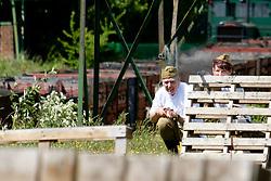 Woodside weekend<br /> <br />  Copyright Paul David Drabble<br />  22 June 2019<br />  www.pauldaviddrabble.co.uk