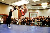 UFC 192 Workout