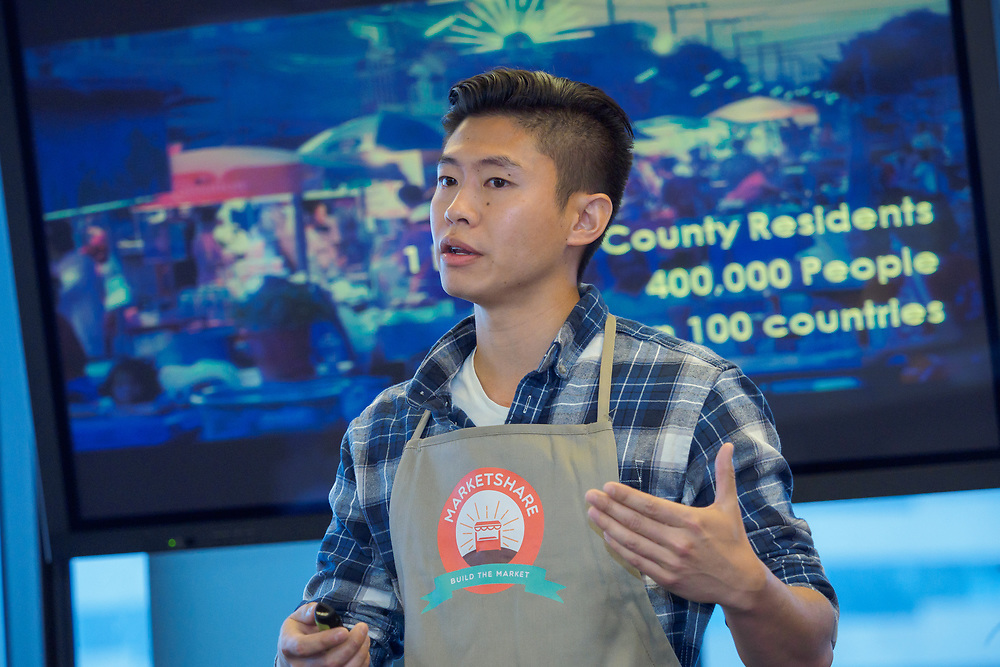 Seattle, Social Venture Partners Fast Pitch 2015 - SemiFinals
