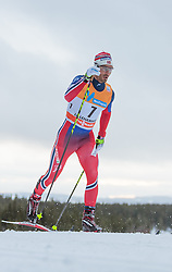 05.12.2015, Nordic Arena, NOR, FIS Weltcup Langlauf, Lillehammer, Herren, im Bild Hans Christer Holund (NOR) // Hans Christer Holund of Norway during Mens Cross Country Competition of FIS Cross Country World Cup at the Nordic Arena, Lillehammer, Norway on 2015/12/05. EXPA Pictures © 2015, PhotoCredit: EXPA/ JFK