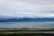 View of the Homer Spit, Alaska, USA<br /> <br /> Photographer: Christina Sjögren<br /> <br /> Copyright 2019, All Rights Reserved