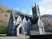 Kylemore Abbey Church, Kylemore Abbey, Galway – 1881.JPG