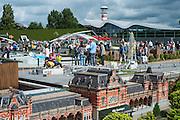 Madurodam, Nederlandse miniatuurstad in Den Haag - Madurodam, a miniature city located in Scheveningen, The Hague, Netherlands
