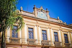 Prefeitura Municipal de Bagé/RS. FOTO: Marcos Nagelstein/Agência Preview