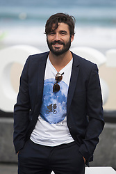 26.09.2015, Madrid, San Sebastian, ESP, San Sebastian International Film Festival, im Bild Spanish actor Alex Garcia poses during `La novia´ (The Bride) film presentation // at 63rd Donostia Zinemaldia, San Sebastian International Film Festival in Madrid in San Sebastian, Spain on 2015/09/26. EXPA Pictures © 2015, PhotoCredit: EXPA/ Alterphotos/ Victor Blanco<br /> <br /> *****ATTENTION - OUT of ESP, SUI*****