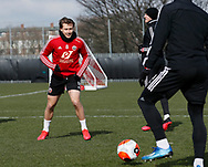 Luke Freeman of Sheffield Utd during a training session at the Steelphalt Academy, Sheffield. Picture date: 5th March 2020. Picture credit should read: Simon Bellis/Sportimage