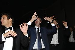 08-10-2006 VOLLEYBAL: GALA 2006: DOETINCHEM<br /> In de schouwburg van Doetinchem werd het volleybalgala 2006 gehouden / Richard Schuil<br /> ©2006-WWW.FOTOHOOGENDOORN.NL