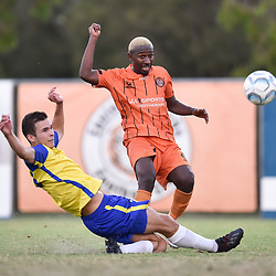 14th November 2020 - NPL Queensland Senior Men RD20: Eastern Suburbs FC v Brisbane Strikers