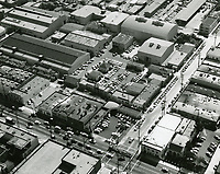 1954 Aerial of General Service Studios
