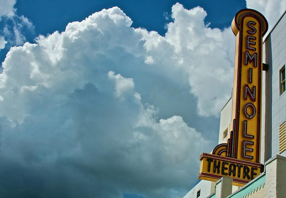 Seminole Theatre, Homestead, Florida