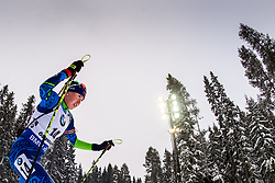March 8, 2019 - –Stersund, Sweden - 190308 Dzinara Alimbekava of Belarus competes in the Women's 7.5 KM sprint during the IBU World Championships Biathlon on March 8, 2019 in Östersund..Photo: Petter Arvidson / BILDBYRÃ…N / kod PA / 92247 (Credit Image: © Petter Arvidson/Bildbyran via ZUMA Press)