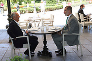 060421 Spanish Royals attends a lunch with Marcelo Rebelo de Sousa