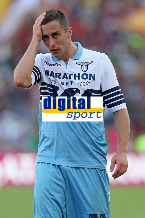 Delusione Adam Marusic Lazio<br />