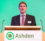 Monodraught Ltd  COOL-PHASE®: Innovative ventilation and cooling system. Nick Hopper, Technical Director<br />  speaking at the Ashden conference, 2013. Royal Society, central London.
