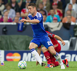 19.05.2012, Allianz Arena, Muenchen, GER, UEFA CL, Finale, FC Bayern Muenchen (GER) vs FC Chelsea (ENG), im Bild Gary Cahill, (FC Chelsea, #24) during the Final Match of the UEFA Championsleague between FC Bayern Munich (GER) vs Chelsea FC (ENG) at the Allianz Arena, Munich, Germany on 2012/05/19. EXPA Pictures © 2012, PhotoCredit: EXPA/ Peter Rinderer