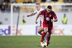 FK Zorya Luhansk v Ostersunds - 14 Sept 2017