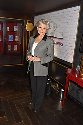 28 January 2020 - Angela Rippon at the Costa Book Awards 2019 held at Quaglino's, 16 Bury Street, London.<br /> <br /> Photo by Dominic O'Neill/Desmond O'Neill Features Ltd.  +44(0)1306 731608  www.donfeatures.com