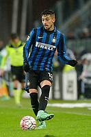 Alex Telles Inter.<br /> Torino 28/02/2016, Juventus Stadium, <br /> Campionato Serie A,<br /> Juventus - Inter<br /> Foto Filippo Alfero / Insidefoto