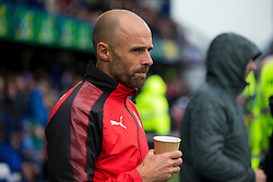 Rotherham United manager Paul Warne - Mandatory by-line: Jason Brown/JMP - 03/09/2017 - FOOTBALL - Fratton Park - Portsmouth, England - Portsmouth v Rotherham United - Sky Bet League Two