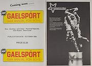 All Ireland Senior Hurling Championship - Final,.07.09.1980, 09.07.1980, 7th September 1980,.Galway 2-15, Limerick 3-9,.07091980ALSHCF,..Gaelsport,..Bank of Ireland GAA Allstars,
