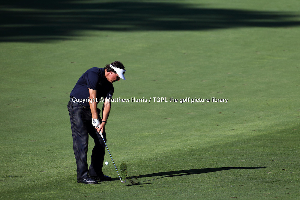 Phil MICKLESON (USA) during fourth round US PGA Championship 2013,Oak Hill CC,
