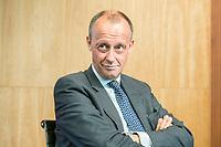 """18 JUN 2018, BERLIN/GERMANY:<br /> Friedrich Merz, Vorsitzender des Aufsichtsrates BlackRock Asset Management Deutschland AG, Veranstaltung Wirtschaftsforum der SPD: """"Finanzplatz Deutschland 2030 - Vision, Strategie, Massnahmen!"""", Haus der Commerzbank<br /> IMAGE: 20180618-01-154"""