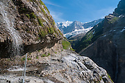 Bergweg von Pfingstegg nach Bäregg