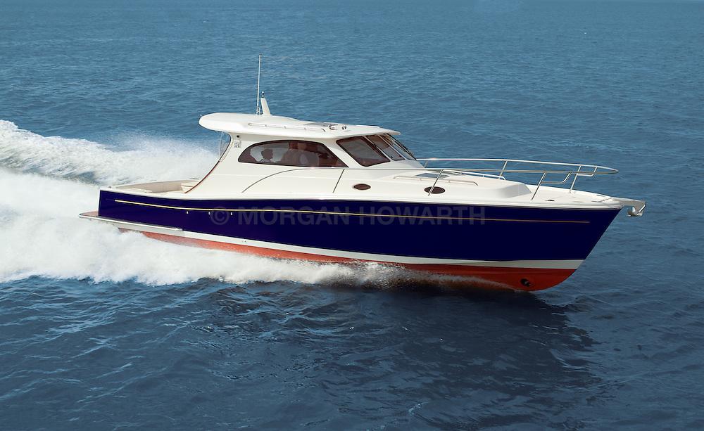 Rivolta Motor-boat open express cruiser downeast jet propulsion PT RUNNER 4.0 Rivolta Motor-boat open express cruiser downeast jet propulsion PT RUNNER 4.0