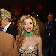 Finale Nationaal Songfestival 2005, Brigitte Nijman