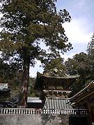 Japan, Tochigi, Nikko, Tosho-gu shrine Exterior