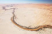Aerial view of the Murray River, South Australia, Australia