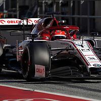 19.02.2020, Circuit de Catalunya, Barcelona, Formel 1 Testfahrten 2020 in Barcelona<br /> , im Bild<br />Robert Kubica (POL#88),  Alfa Romeo Racing<br /> <br /> Foto © nordphoto / Bratic