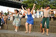 Waterlore at the Water's Edge at Brooklyn Bridge Park on Saturday June 15.