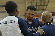 Lorain at North Olmsted boys varsity basketball on January 9, 2015. Images © David Richard and may not be copied, posted, published or printed without permission.