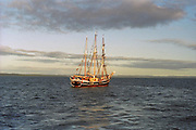 Sail Boat, NSW, Australia