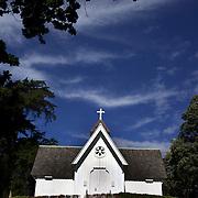 St Stephen's Chapel, Judges Bay, Parnell  New Zealand,  4th November 2010 Photo Tim Clayton.