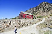 New Zealand, South Island, Kawarau Gorge Gold Mining Centre