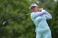 Stephanie Meadow (NIR) watches her tee shot on 2 during round 2 of the 2019 US Women's Open, Charleston Country Club, Charleston, South Carolina,  USA. 5/31/2019.<br /> Picture: Golffile | Ken Murray<br /> <br /> All photo usage must carry mandatory copyright credit (© Golffile | Ken Murray)