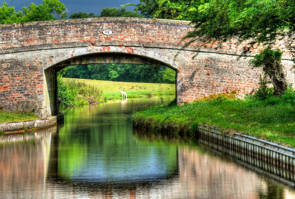 Canal bridge 9W
