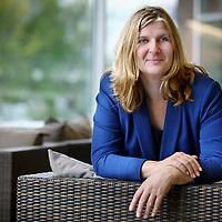Nederland, Amsterdam , 28 oktober 2013.<br /> Rita van Ewijk, directeur HR en Communicatie bij APG.<br /> Foto:Jean-Pierre Jans/ANP