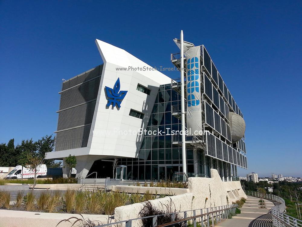 Tel Aviv University, The Porter Ecology Building