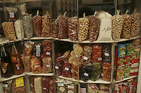 spices and dried fruits in a mideastern food shop in Paris  Photograph by Owen Franken